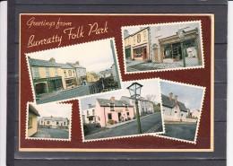 BUNRATTY Castle And Folk Park   CPSM Ecrite Pour 21110   LONGECOURT En PLAINE - Ireland