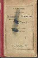 @@@ GRAMMAIRE FRANCAISE, 156 PAGES - Livres, BD, Revues