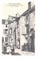 CPA 52- CHAUMONT - LE VIEUX - LA COUR DU BILLARD - Chaumont