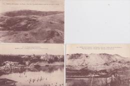16 / 3 / 300  - LOT  DE  9  CP  DE  BERRY -EN-BAC  - Toutes Scanées - Cartoline