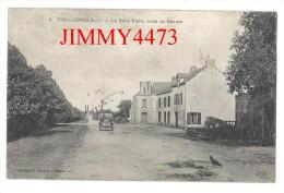 CPA N° 6 - TREILLIERES 44 Loire Inf. - La Belle Etoile , Route De Rennes - Scans Recto-Verso - Coll. F. Chapeau - Otros Municipios