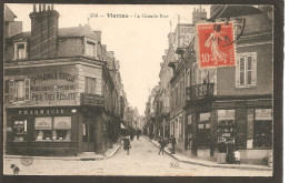 18 Vierzon La Grande Rue.Pharmacie Nouvelle - Vierzon