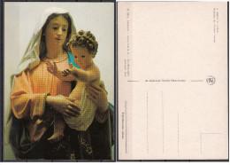 Santino Cartolina - Madonna Di Finibus Terrae - S. Maria Di Leuca - Devotion Images