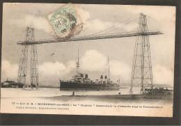 """17 Rochefort-sur-Mer Bateau Le """"Dupleix"""" Transbordeur - Rochefort"""