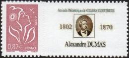 France Marianne De Lamouche N° 3802 Ba ** Le 0.82 Eur. Gv. Légende Phil@poste - Autoadhésif Personnalisé Logo Privé - 2004-08 Marianne Of Lamouche