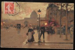 COLLECTION LEFEVRE UTILE - PARIS - BOULEVARD HENRI IV (Illustrateur LOIR Luigi)  Hap18 - Loir