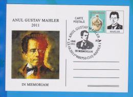 MUSIC GUSTAV MAHLER  ROMANIA - Musik