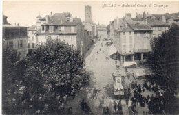MILLAU - Eglise Notre Same, Place Du Vieux Marché ( 85568) - Millau