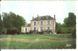 """72 SARTHE VILLAINES LA CARELLE - Château De """"la Gestière"""" - Autres Communes"""