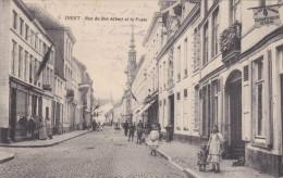 Diest - Rue Roi Albert Et La Poste - Diest