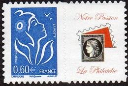 France Marianne De Lamouche N° 3966 Aa ** Légende Phil@poste 0.60 Eur. Autoadhésif Personnalisé Pv. Logo Privé - 2004-08 Marianne Of Lamouche
