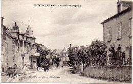 MONTBAZENS - Avenue De Rignac   85584) - Frankreich