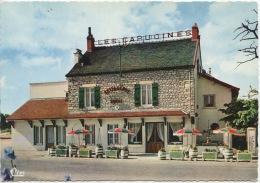"""Chagny : """"Les Capucines"""" Hotel Restaurant - Montchanin Pierre Propriétaire (n°3 éd Combier) - Chagny"""