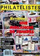 Le Monde Des Philatelistes N.422,9/88,carnet Oeanie,vignette Essai,états Généraux,Pétain 4F,flamme DT Ex-col,CP Afrique, - Magazines