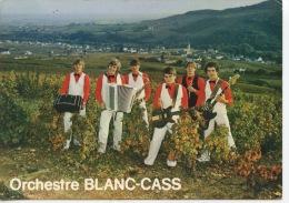 Orchestre BLANC CASS M. Bard Gilles - Crèches Sur Saone (spectacles Célébrités Artistes Musiciens) - Autres Communes