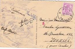"RELAIS : ZK PZ (B) RELAIS ""GOOREIND 9.8.50"" - Postmark Collection"