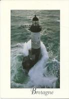 FRANCIA  BRETAGNE  Le Phare D'Ar-Men  Lighthouse  Faro - Fari