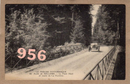 CPA * * Forêt De BELLEME * * Le Pont Neuf Et Route De La Perrière - France