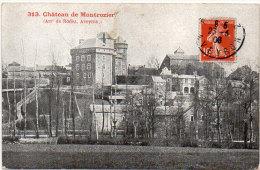 MONTROZIER - Chateau - (85597) - France