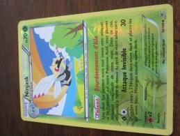 CARTE POKEMON NINJASK - Pokemon