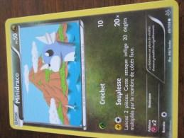 CARTE POKEMON MINIDRACO - Pokemon