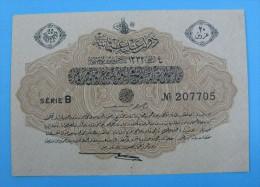 AC - OTTOMAN TURKEY - 1332 MEHMET RESAT 20 KURUS B 207 705 - Turquie