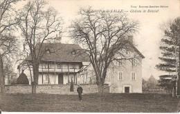 71 - ST LOUP DE LA SALLE,  CHÂTEAU DE BOISSIA (ECRITE)