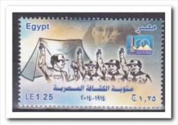 Egypte 2014, Postfris MNH, Scouting - Nuovi