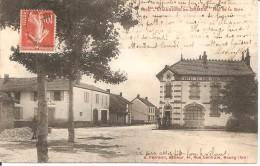 71 - SIMANDRE LES ORMES,  RUE DE LA GARE (ECRITE)