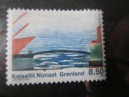3-884 Banquise Glace Groenland Icebarg Eau Réchauffement Climatique Arctic Arctique Ecologie Ecologic - Environment & Climate Protection