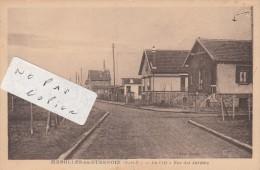 MAROLLES EN HUREPOIX -   La Cité - Carrefour Rue Des Jardins Et Rue Du Bois ( Carte Peu Fréquente ) - France
