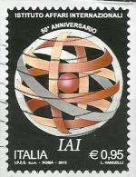 Italia 2015, Istituto Per Gli Affari Internazionali (o) - 6. 1946-.. Repubblica