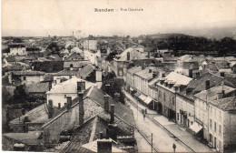 RANDAN  Vue Générale  191? - France