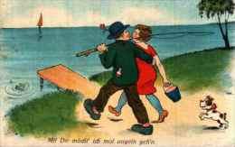 Humour 456 Pêche - Humor