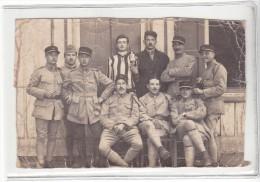 ALLEMAGNE - 1921 - 152 171 EMES REGIMENTS - CARTE PHOTO MILITAIRE BELGE - Personnages