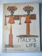 Italy'slife N°20 1954 - Art, Design, Décoration