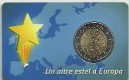 PROVA ESSAIPRUEVA TRIAL. CATALUNYA NOU ESTEL A EUROPA  2015. (M. C.03.16) - Monedas & Billetes
