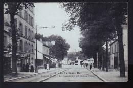 LE PERREUX AVENUE DE BRY - Le Perreux Sur Marne