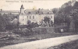 Villers-aux-Tours - Tour Du Château (animée, Edit E. Desaix) - Anthisnes