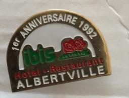 HOTEL IBIS ALBERTVILLE - Badges