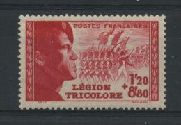 FRANCE - LEGION TRICOLORE - N° Yvert 566 ** - France