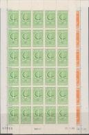Europa Cept 1966 Monaco 2v Sheetlets (unfolded) ** Mnh (F5112) - 1966