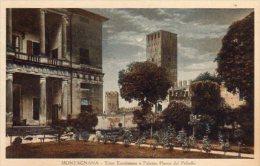MONTAGNANA - Torre Ezzeliniana E Palazzo Placco Del Palladio - - Padova