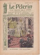 LE PELERIN 25 Mai 1913  La Fête Dieu, Le Pardon Des Oiseaux En Bretagne, - Livres, BD, Revues