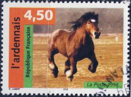 3185   L' ARDENNAIS   OBLITERE ANNEE 1998 - Frankreich