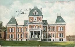 Canada - Court House - Sherbrooke ( Province De Quebec ) - Sherbrooke