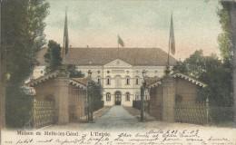 Maison De Melle-Lez-Gand   -   L'Entrée  -  1903  Jette - Melle