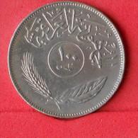 IRAQ 100 FILS 1970 -    KM# 129 - (Nº14550) - Iraq