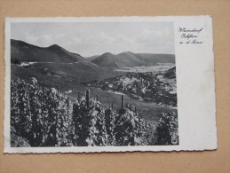 AK103A Weindorf Ockfen An Der Saar – Aufnahme Wents Nr. 46 – Verlag Ferd. Hegner – Unbeschrieben – Leichte Eckbüge - Saarburg