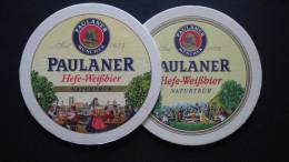 Germany - Paulaner Brauerei GmbH & Co. KG - Hefe-Weißbier Naturtrüb - München/Bayern - 2 X - Sous-bocks